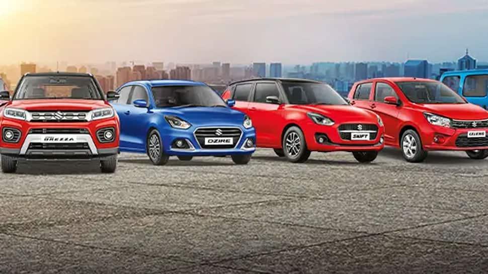 Maruti Suzuki festive offer 2021