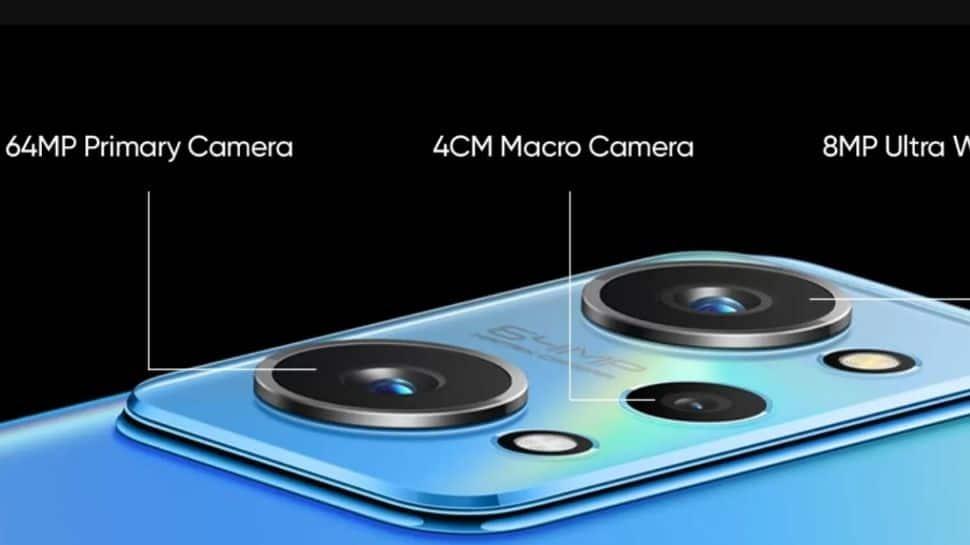 Realme GT Neo 2 camera