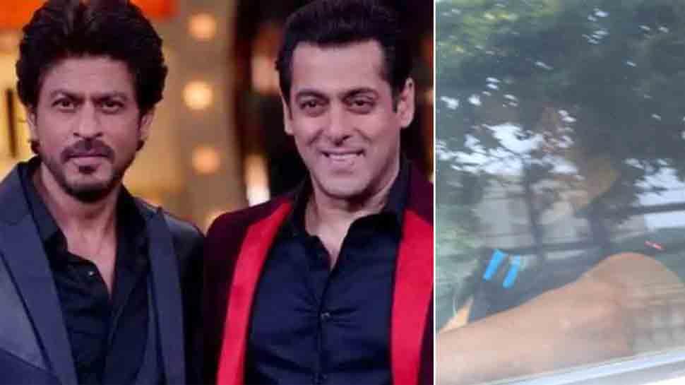 Salman Khan visits Shah Rukh Khan's Mannat, Aryan Khan's bail hearing to continue on Oct 14