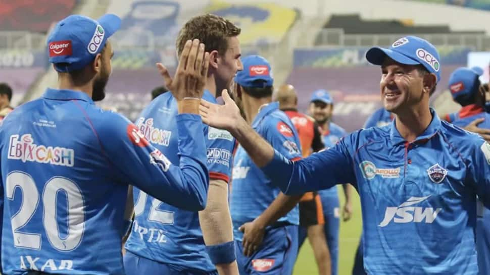 IPL 2021 DC vs KKR: Delhi Capitals coach Ricky Ponting makes BIG statement ahead of Qualifier 2, WATCH thumbnail