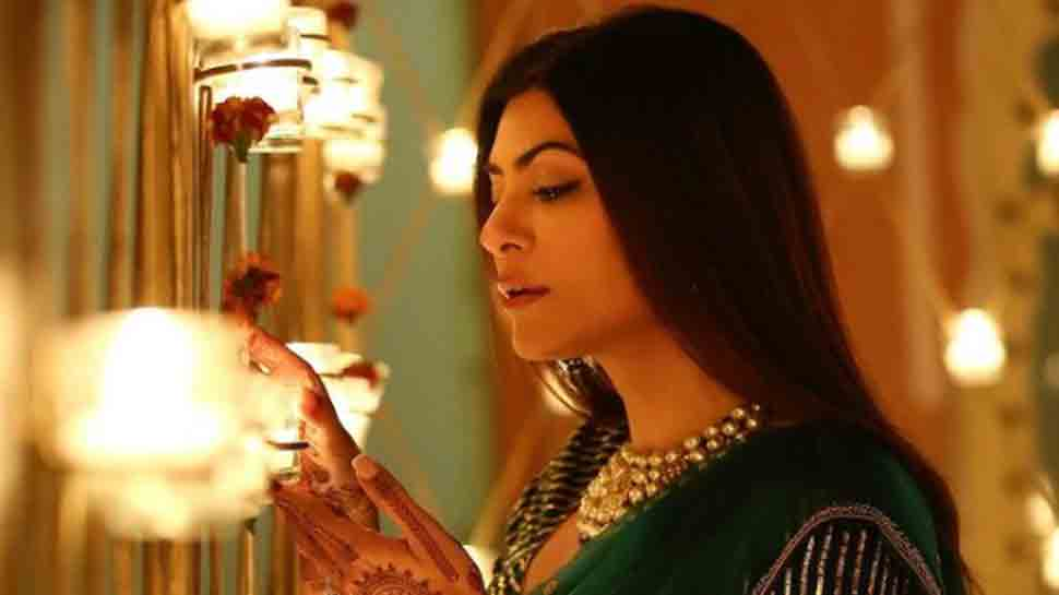 On Durga Ashtami, Sushmita Sen reveals why she often says 'Dugga Dugga' thumbnail