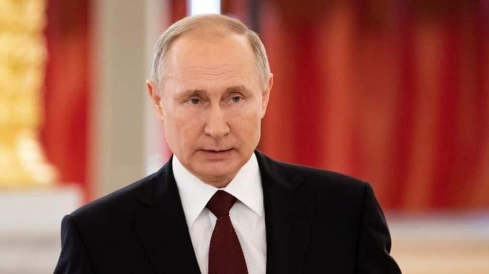 "Russian President Vladimir Putin says relations with Joe Biden ""working and stable"""