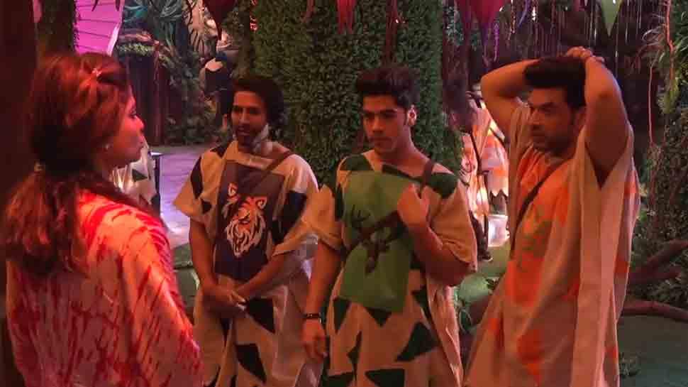 Bigg Boss 15: Karan Kundrra gets angry at Shamita Shetty during task, Miesha-Ieshaan fight again thumbnail