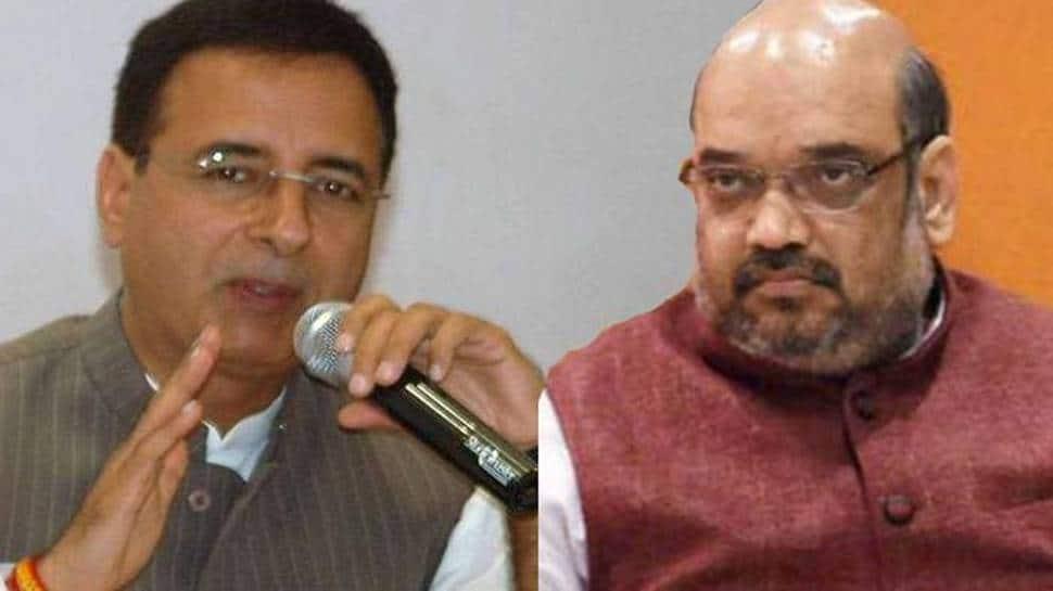 Randeep Surjewala calls increase in BSF jurisdiction 'unilateral', jibes Centre over Gujarat drug haul case thumbnail