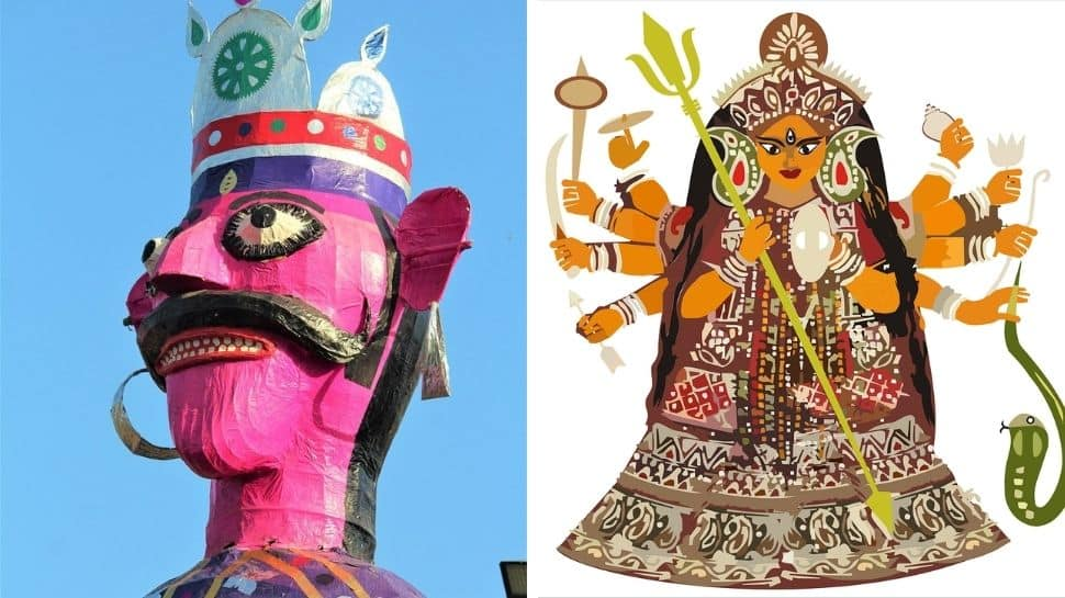 Happy Dussehra 2021: Whatsapp messages, greetings, quotes to wish your loved ones!