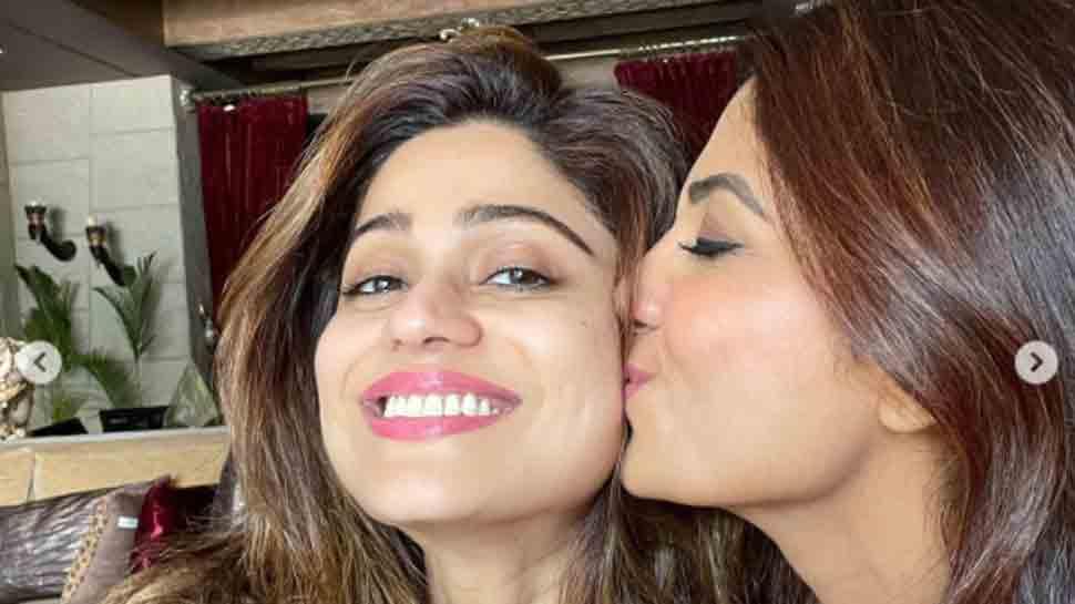 Shilpa Shetty is all praises for her younger sister Shamita Shetty