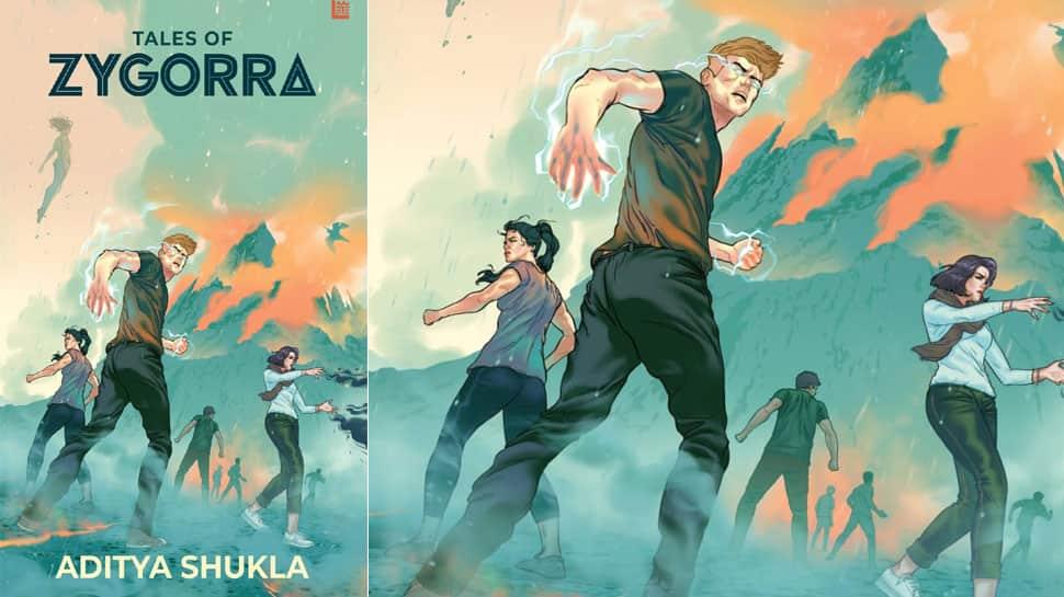 Aditya Shukla's fiction novel Tales of Zygorra released, available worldwide
