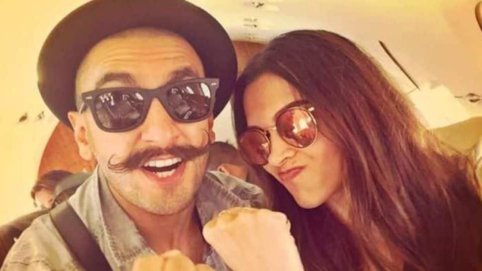 Deepika Padukone showers love on Ranveer Singh with THIS romantic gesture