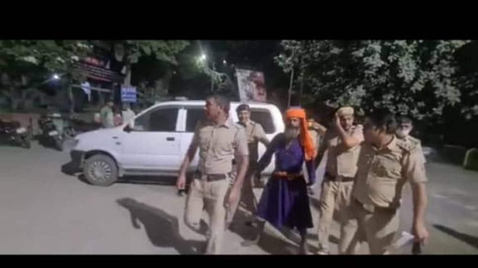 Singhu border murder: Accused Nihang Saravjeet Singh sent to 7-day judicial custody thumbnail