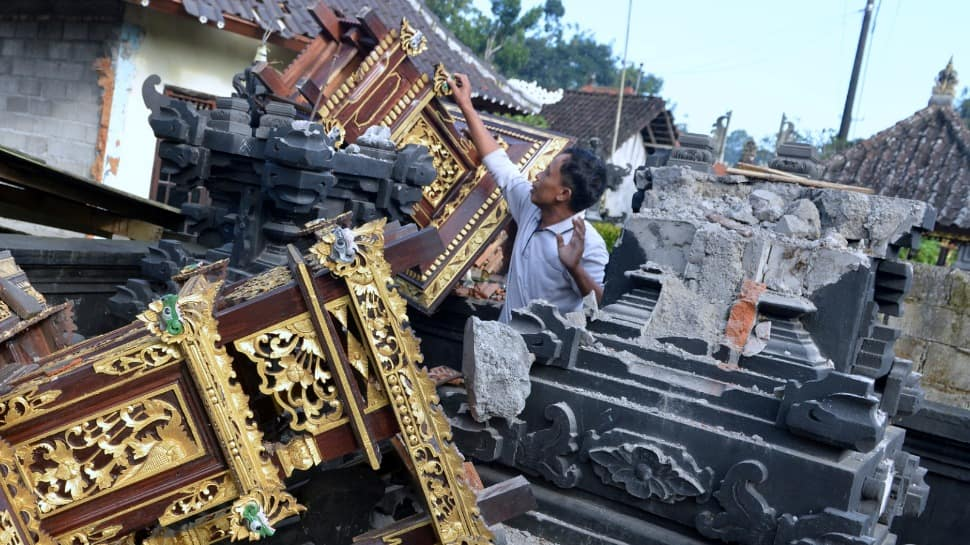 Indonesia earthquake: Bali rocked by quake of magnitude 4.8, three killed thumbnail