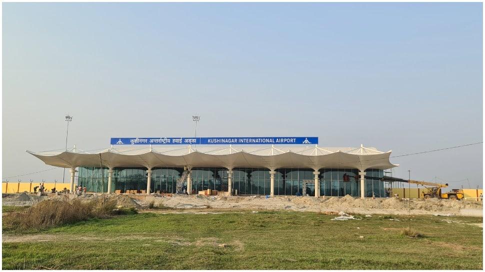 Over 100 Sri Lankan Buddhist clergy, Namal Rajapaksa to attend Kushinagar international airport inauguration thumbnail