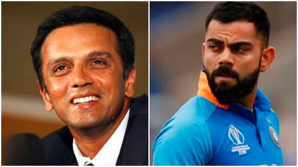 Virat Kohli on Rahul Dravid's appointment as head coach: No idea exactly what's happening thumbnail