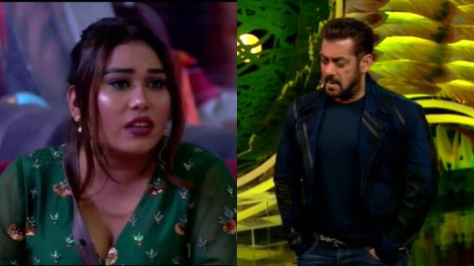Bigg Boss 15: Salman Khan scolds Afsana Khan for calling Shamita Shetty 'ghatiya aurat'