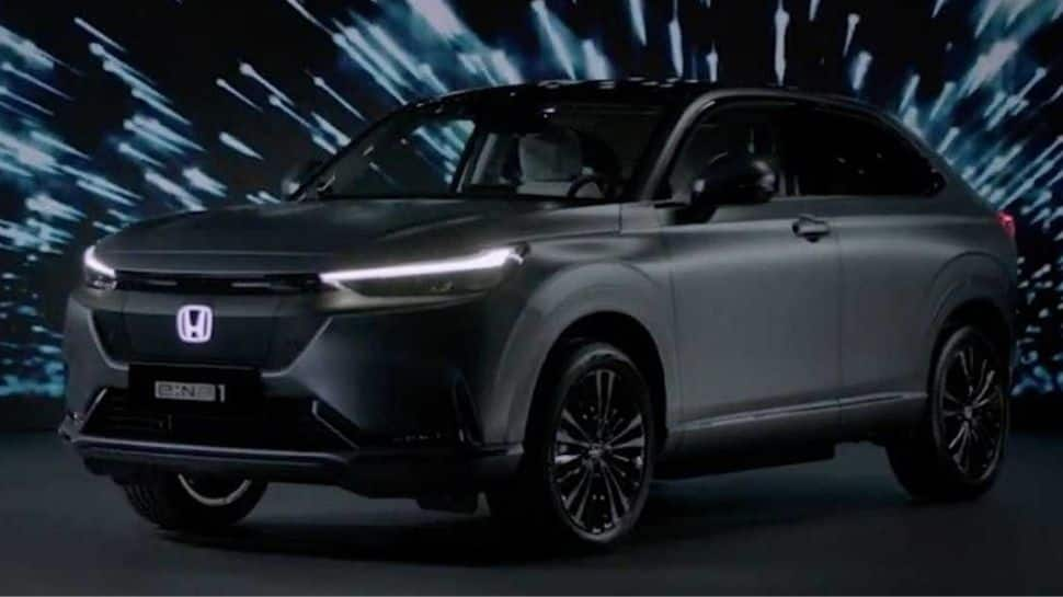 Honda reveals its first all-electric SUV with 500km range, plans to launch 10 EVs in next 5 years thumbnail