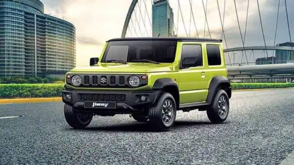Maruti Suzuki teases Jimny 4×4 SUV, India launch soon thumbnail