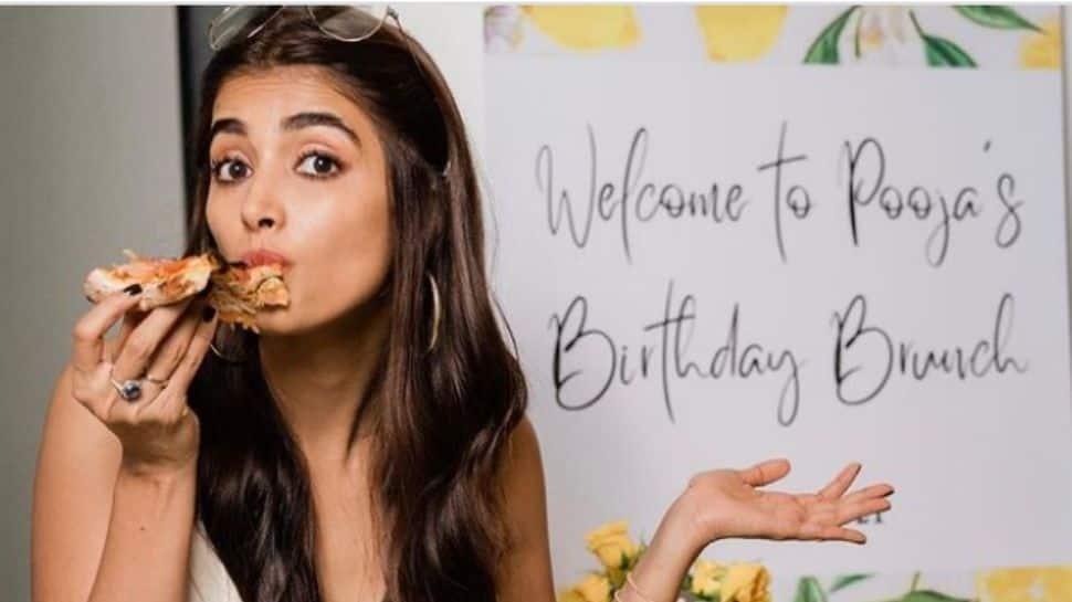 Inside Pooja Hegde's elegant lemon-themed birthday brunch with friends – Pics