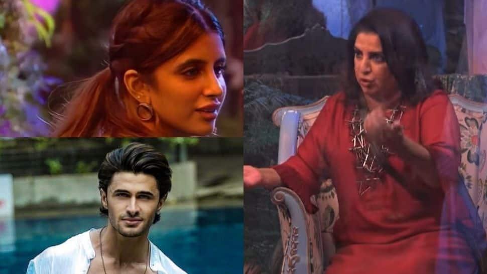 Bigg Boss 15 Day 15 written updates: Farah Khan jokes 'Ieshaan Sehgaal and Miesha Iyer will get married by third week'