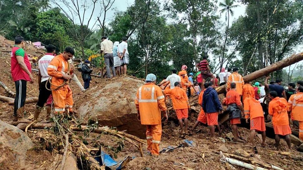 Death toll in rain-related incidents in Kerala reaches 21; Kottayam and Idukki worst hit thumbnail