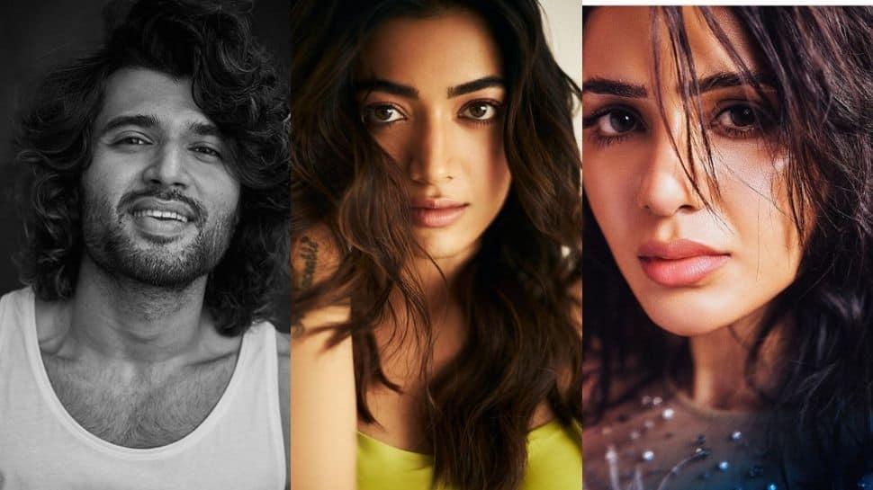 Rashmika Mandanna beats Samantha, Vijay Deverakonda, Yash to top Forbes list