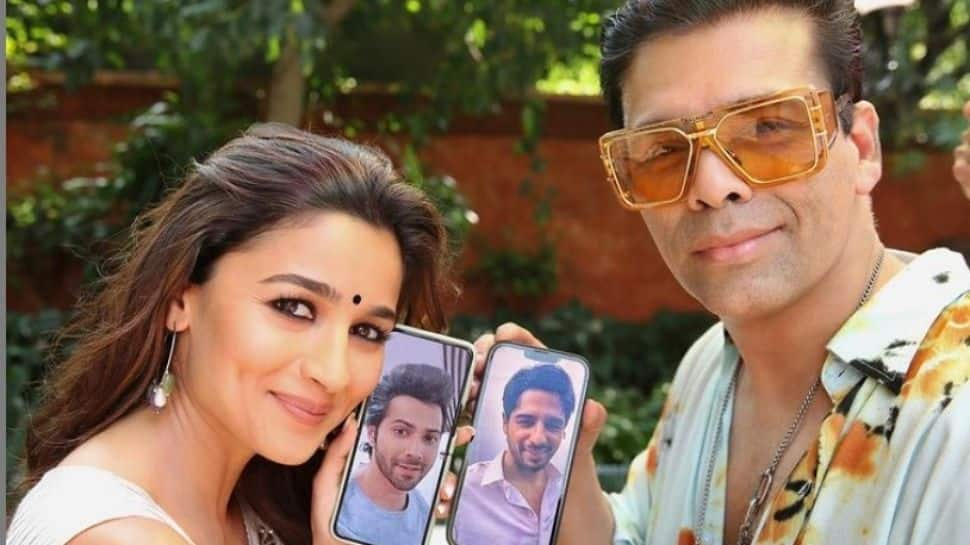 Alia Bhatt celebrates 'virtual wala love' with Sidharth, Varun as 'SOTY' clocks 9 years