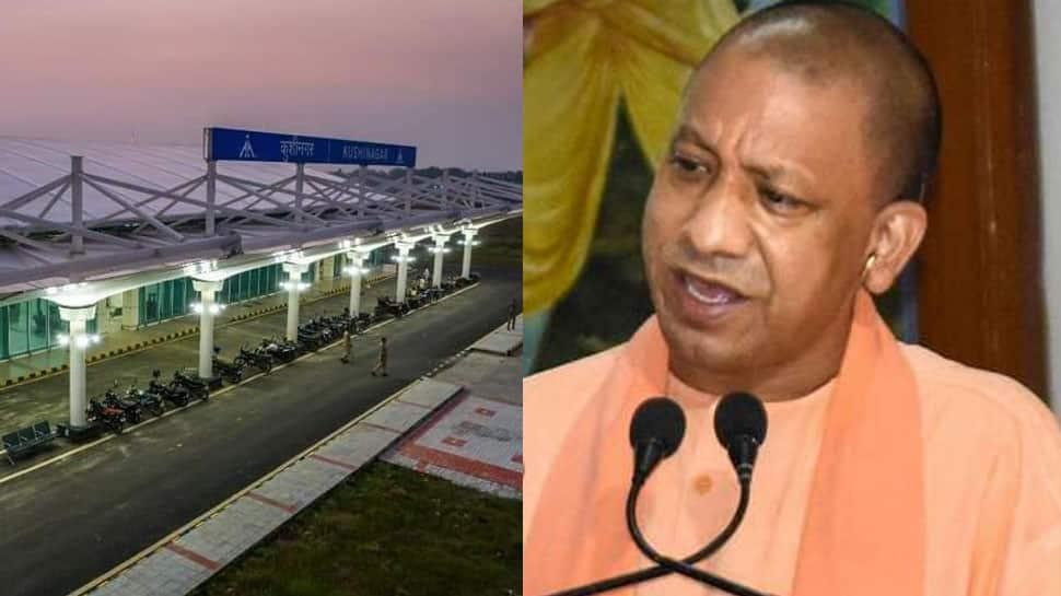 'UP now has 9 airports, Kushinagar will boost international tourism': CM Yogi Adityanath thumbnail
