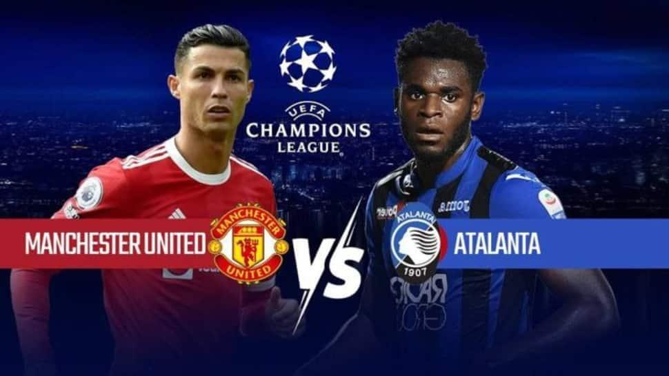 Cristiano Ronaldo's Manchester United vs Atalanta CL 2021 Live Streaming: When and where to watch MUN vs ATA thumbnail