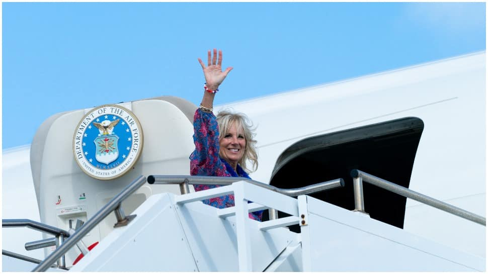 Jill Biden opens up about challenges she faces as first lady thumbnail