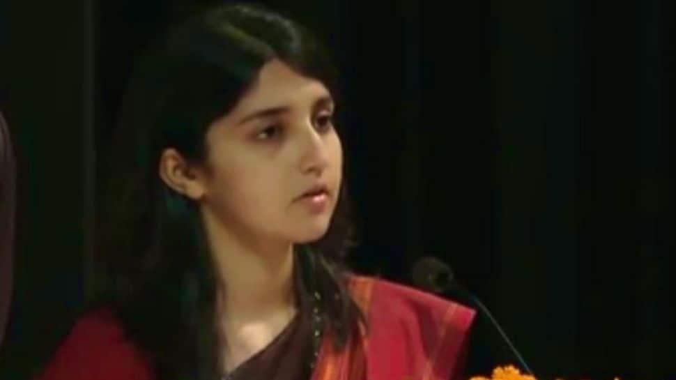 Indian diplomat`s mic goes silent at UN meet while criticising China`s BRI thumbnail