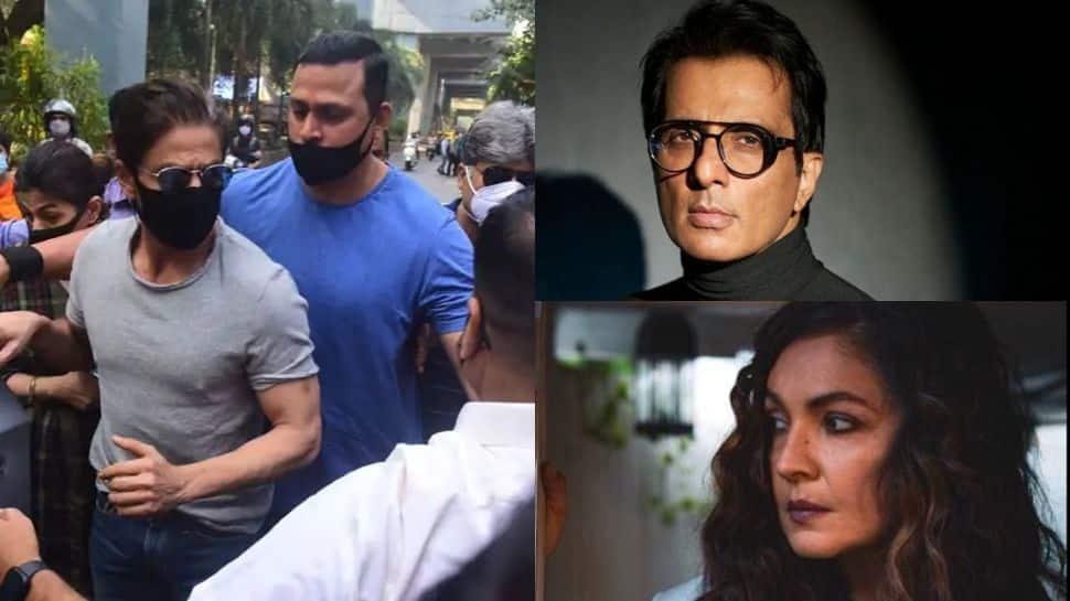 Sonu Sood, Pooja Bhatt SLAM paps for hounding Shah Rukh Khan during his visit to son Aryan Khan in jail thumbnail