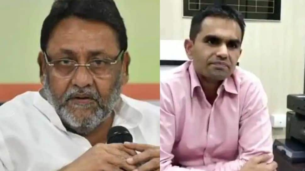 Who`s your `father` who is putting pressure: Nawab Malik attacks NCB`s Sameer Wankhede again thumbnail