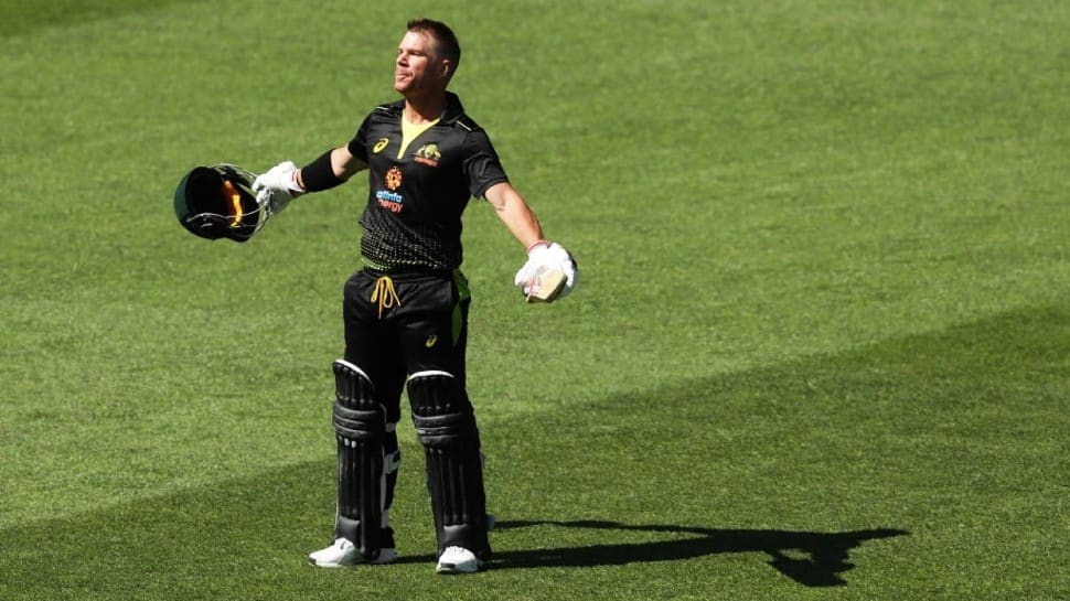 T20 World Cup 2021: David Warner is one of greatest Australian players ever, says skipper Aaron Finch ahead of SA tie thumbnail