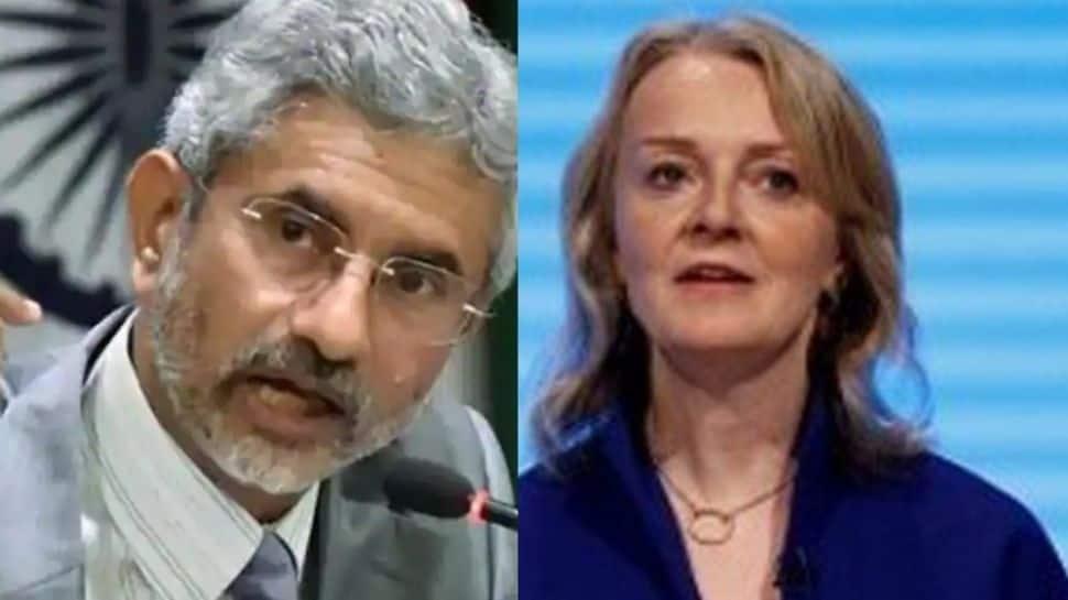 UK foreign secretary Liz Truss to meet EAM Jaishankar in Delhi shortly thumbnail