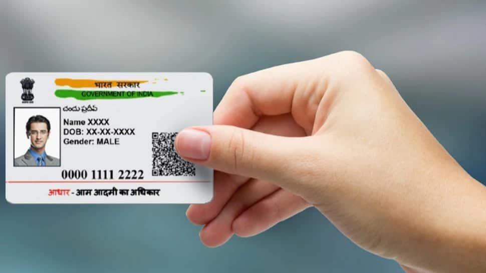 Aadhaar Card Update: Change address in Aadhaar in few simple steps, here's how thumbnail