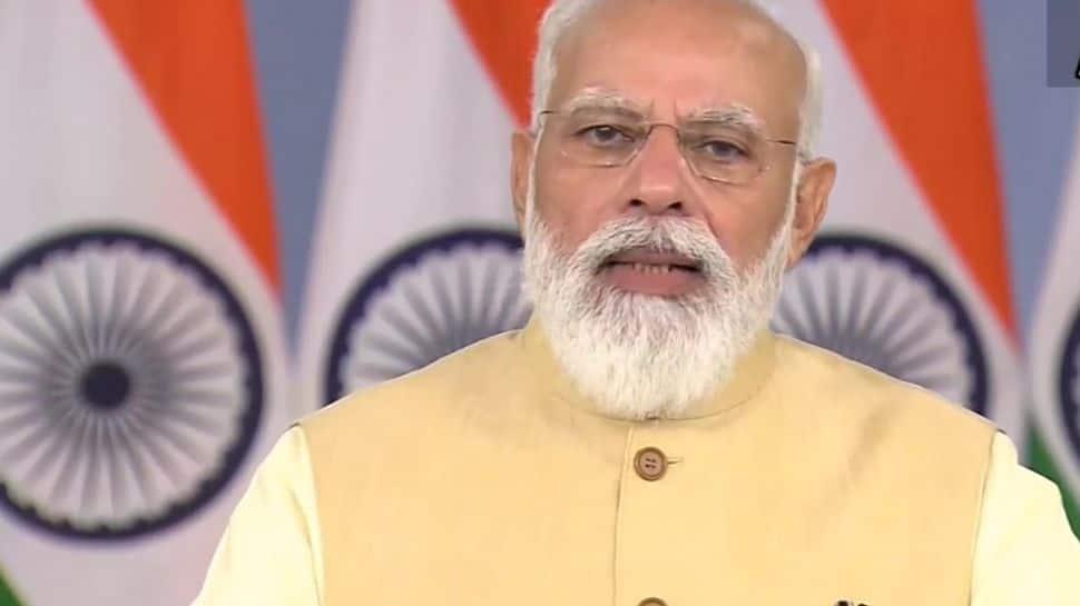 PM Narendra Modi to interact with beneficiaries of `Aatmanirbhar Bharat Swayampurna Goa` today thumbnail