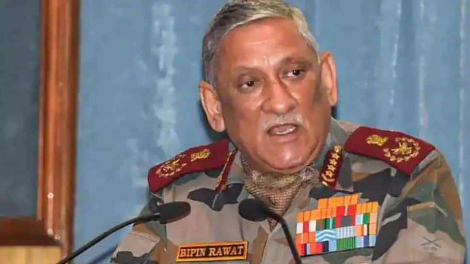 Afghanistan situation overflow can happen in Jammu and Kashmir: CDS Bipin Rawat thumbnail