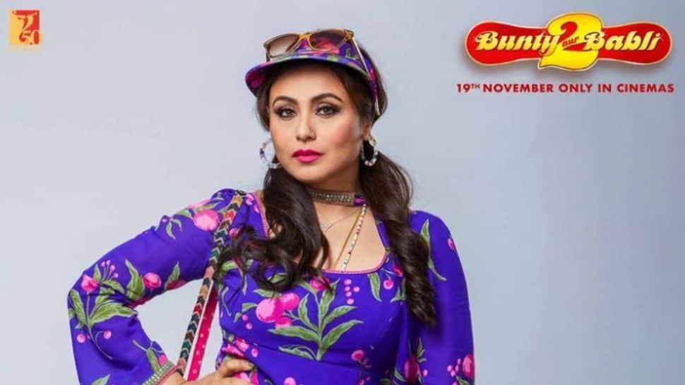 Bunty Aur Babli 2: Rani Mukerji, Saif Ali Khan surprise fans with FIRST look! thumbnail