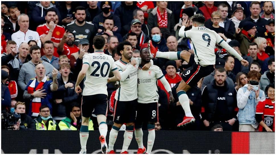 Salah scores hat-trick as Liverpool thrash Ronaldo's Manchester United 5-0 thumbnail
