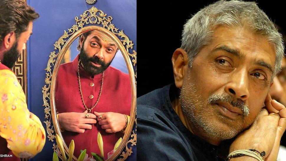 Bajrang Dal activists ransack set of Ashram 3 for 'wrong portrayal', throw ink on Prakash Jha thumbnail