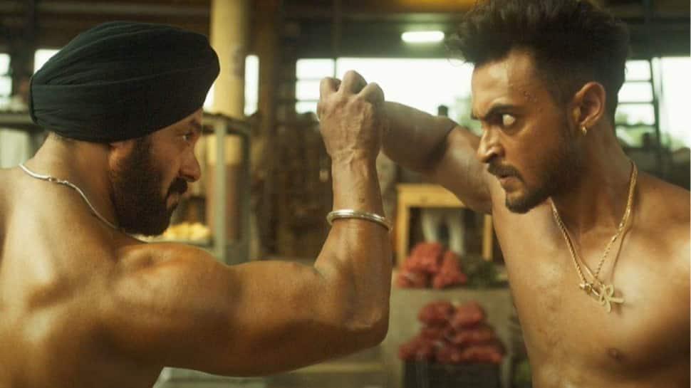 'Antim: The Final Truth' trailer: Witness cop Salman Khan against gangster Aayush Sharma