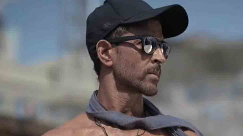 Hrithik Roshan wraps up first action sequence for 'Vikram Vedha'