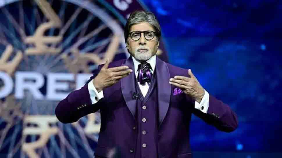 KBC 13: Amitabh Bachchan left in splits after contestant mimics Nana Patekar's Ek Machhar line