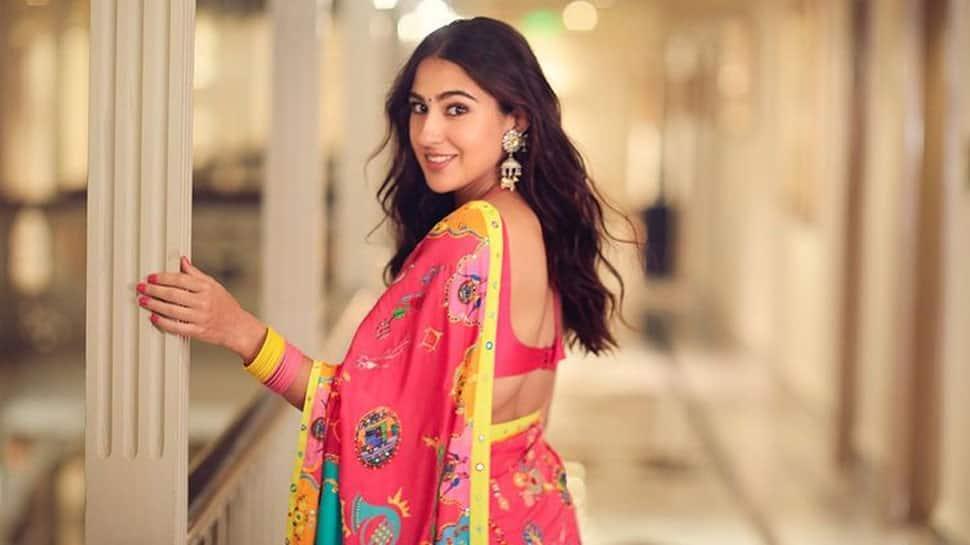 Sara Ali Khan's glamorous desi looks in these videos has got social media hooked – Watch!