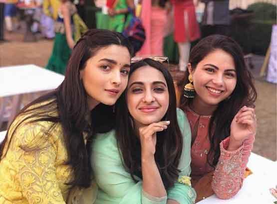 Alia Bhatt's friends wedding