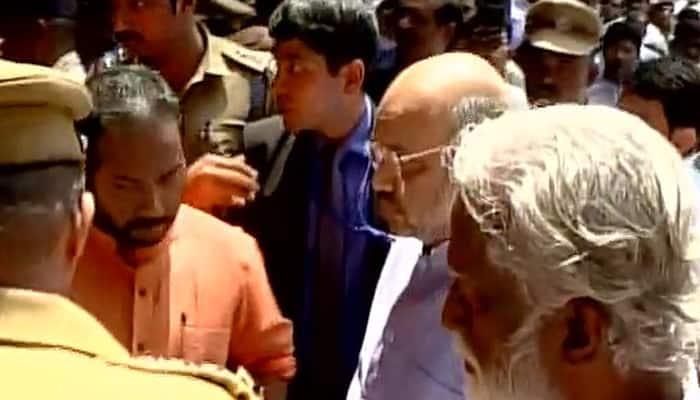 BJP Amit Shah in Kerala