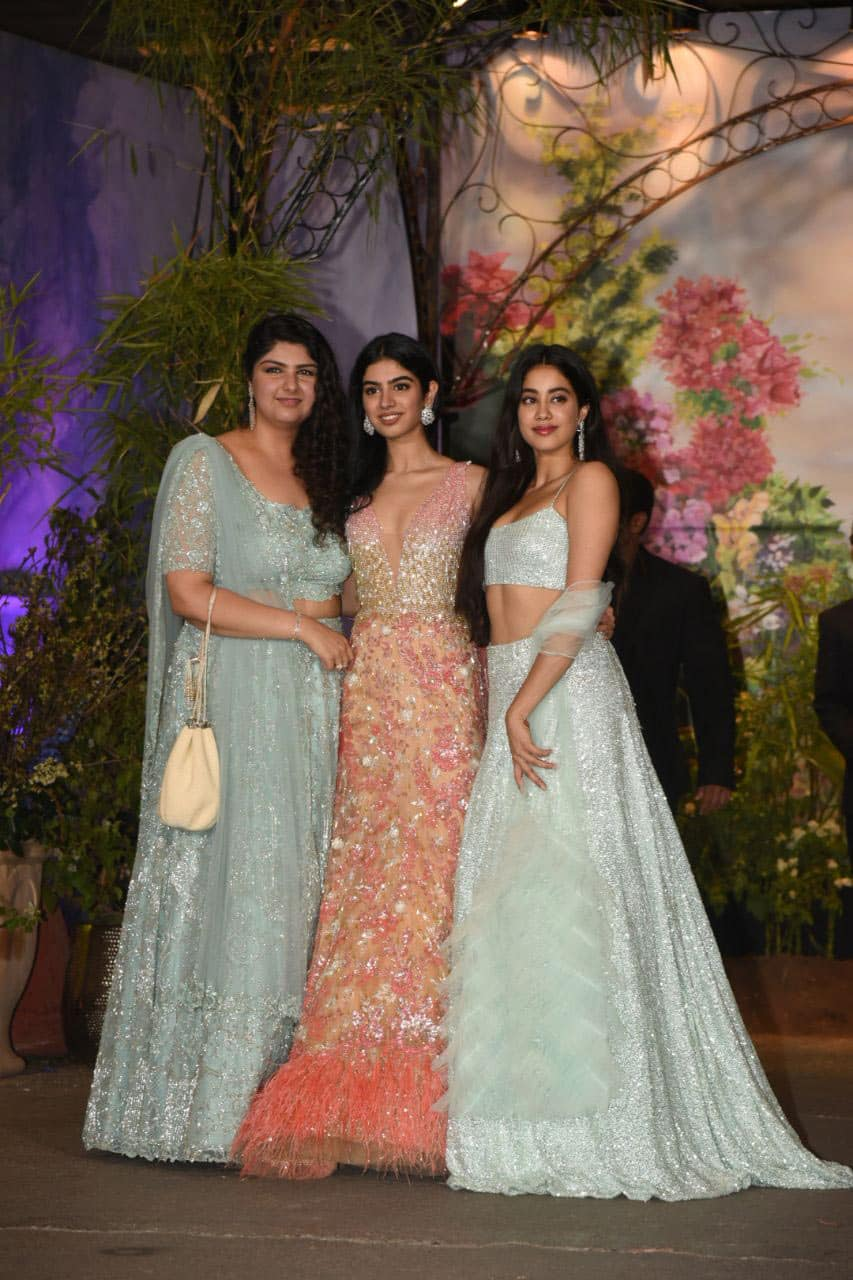 Sonam Kapoor-Anand Ahuja's wedding reception
