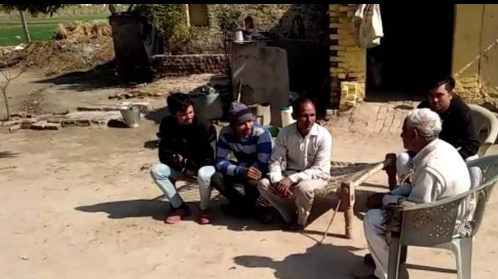 Baghpat Hindus set example, lend helping hand in poor Muslim