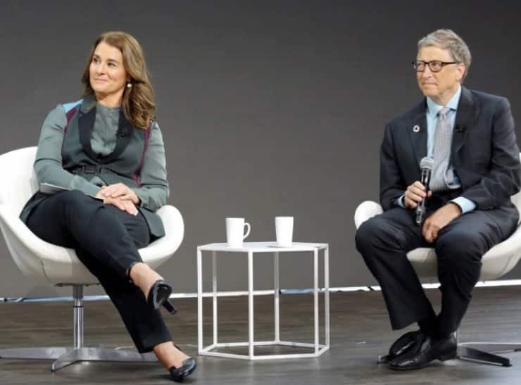 Bill Gates and Melinda Gates to divorce
