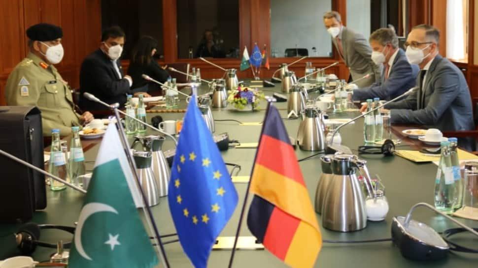 COAS calls on German minister