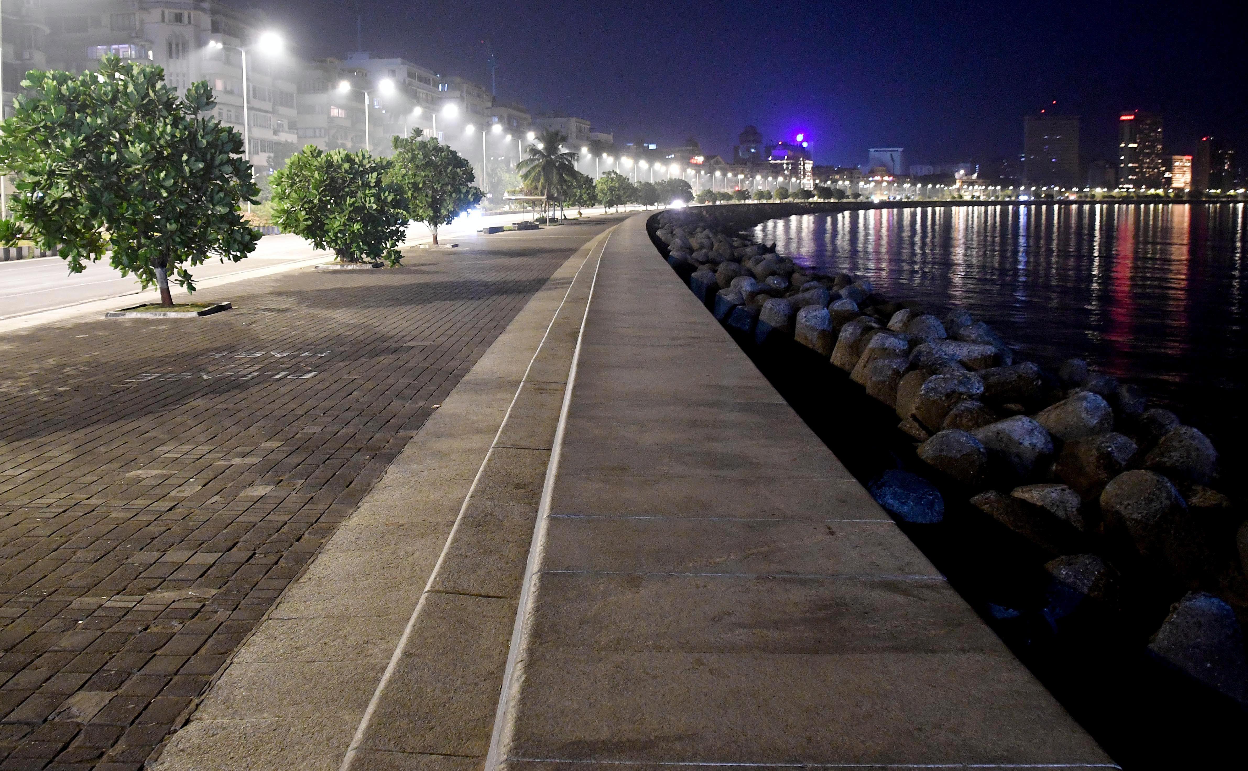 Mumbai's Marine Drive