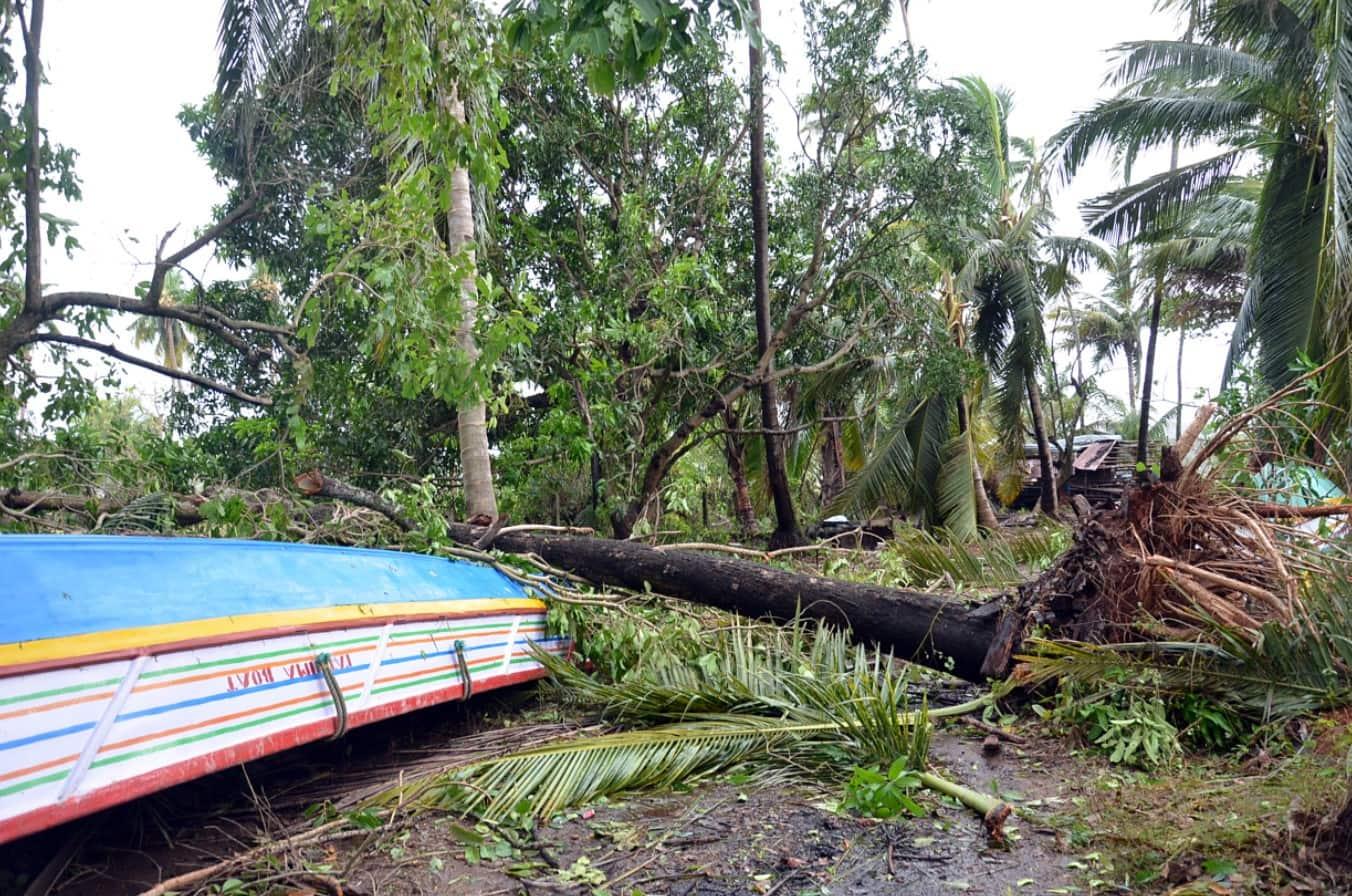 Cyclone Tauktae update